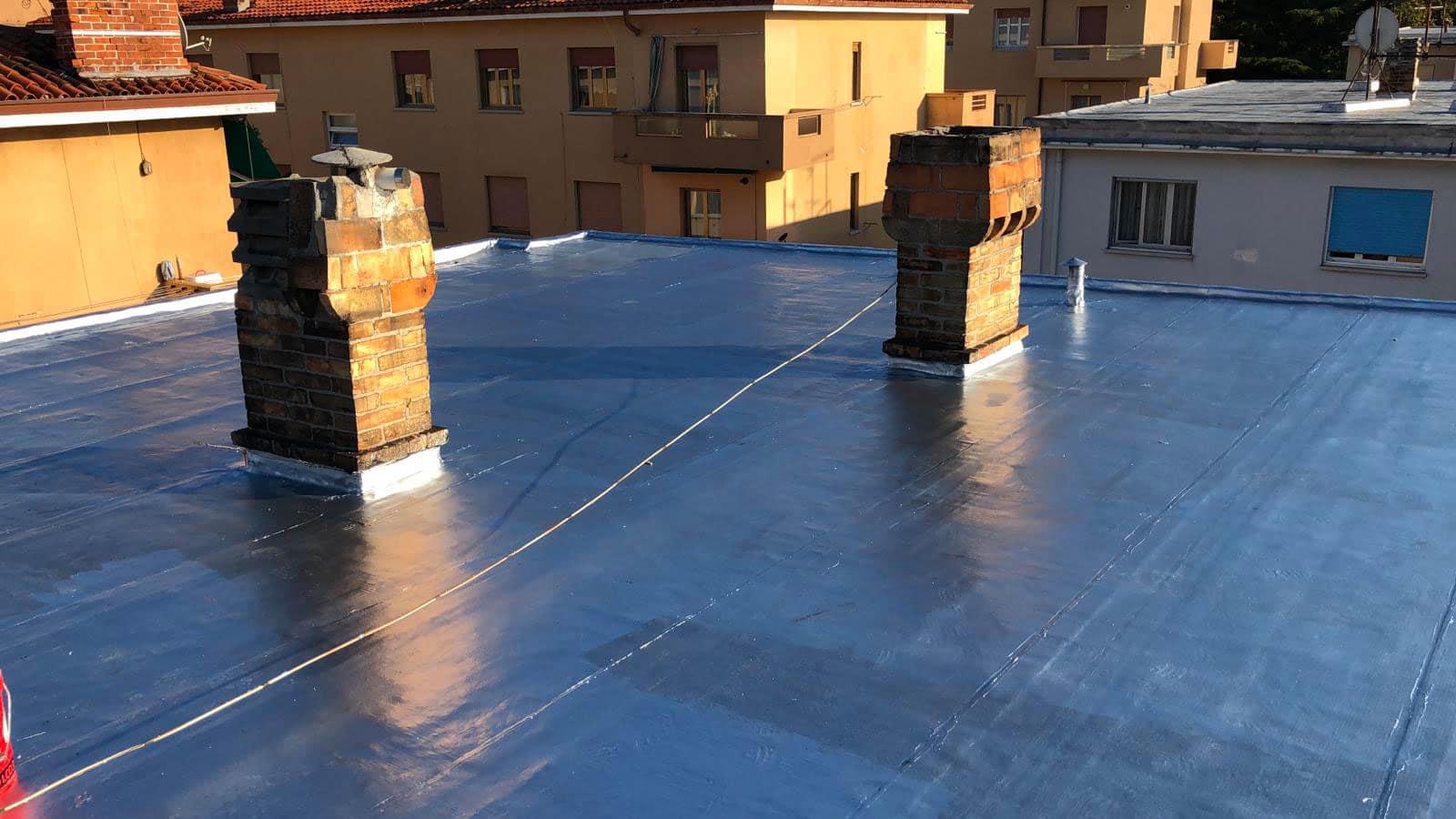 Rifacimento tetti, coperture, impermeabilizzazioni